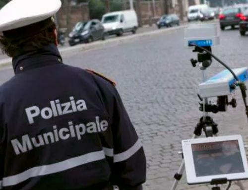 MASSIMA ATTENZIONE: STRAGE DI MULTE AD ARMA DI TAGGIA !!!